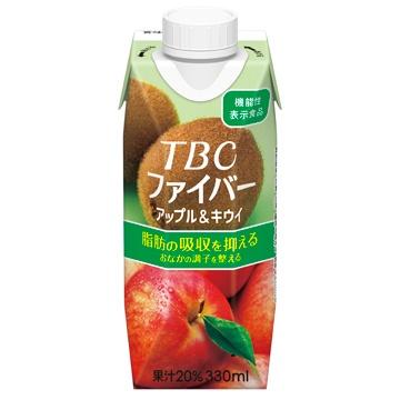 TBC ファイバー アップル&キウイ