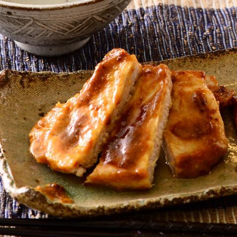 豚 ロース 薄切り 味噌